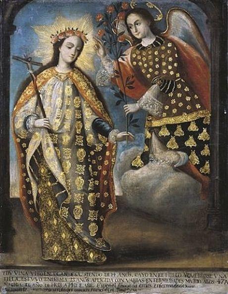Saint Lidwina | 17 Completely Absurd Patron Saints That Actually Exist