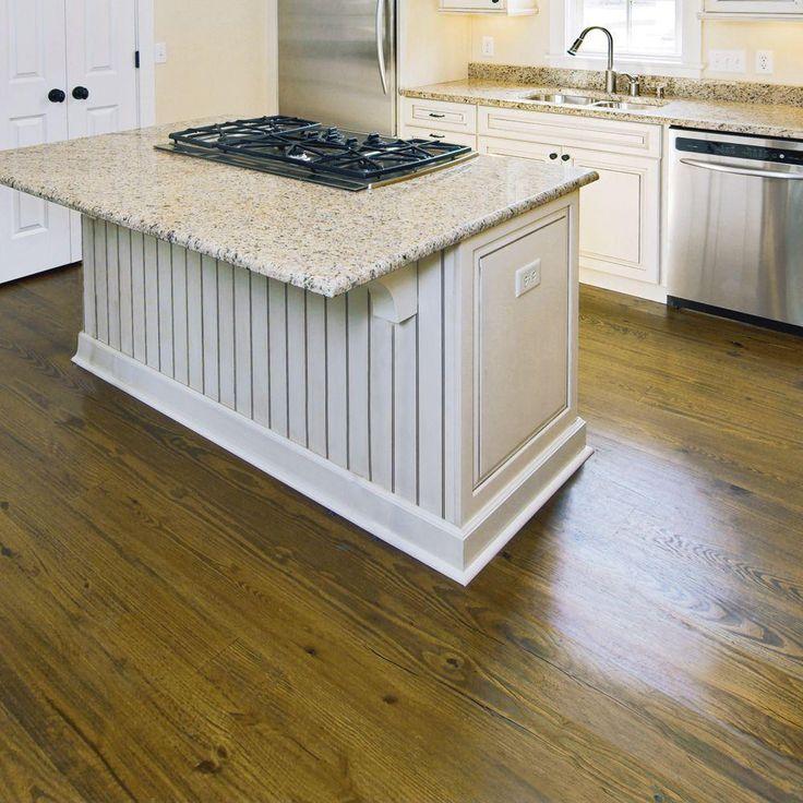 Install A Warm Moisture Resistant Basement Subfloor In A Day: Vinyl Plank Flooring, Vinyl Planks And Plank Flooring On Pinterest