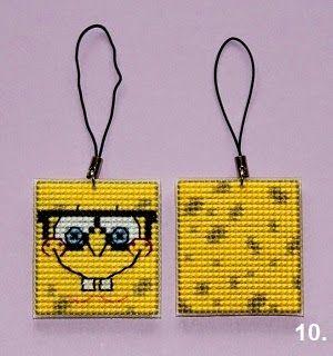 SpongeBob - breloczek (10)