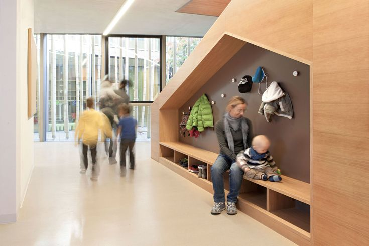 MoDus Architects · Preschool, Kindergarten and Family Center · Architettura italiana