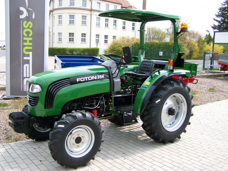 NEU! alles inklusive FOTON LOVOL 354 Allrad Traktor Schlepper 35 PS Druckluft | eBay