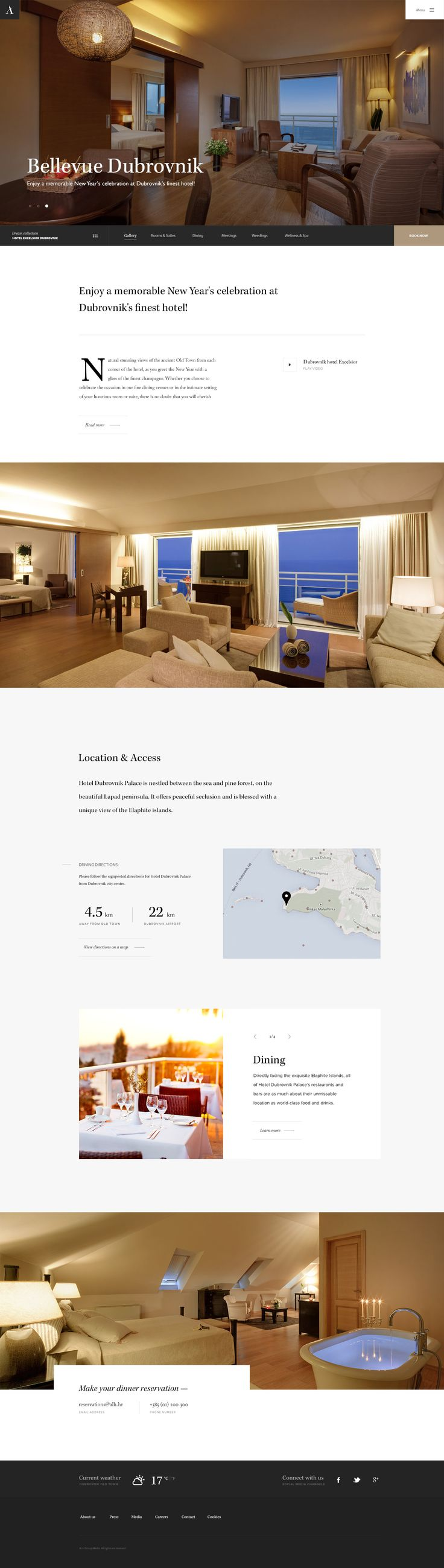 best 25+ hotel website ideas on pinterest | web design uk, host