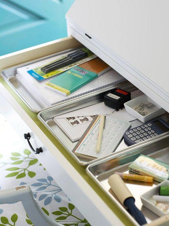 1000 Ideas About Desk Drawer Organizers On Pinterest