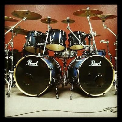 9 piece ludwig double bass drum set google search drums pinterest bass drum bass and. Black Bedroom Furniture Sets. Home Design Ideas