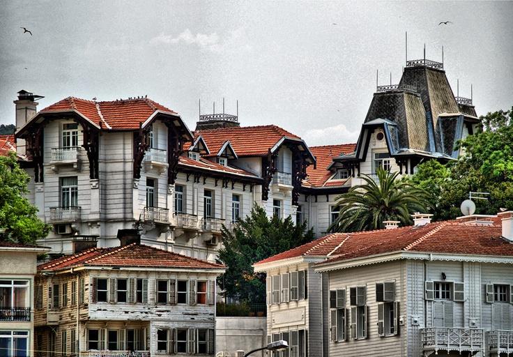 Türkiye - İstanbul - Büyükada