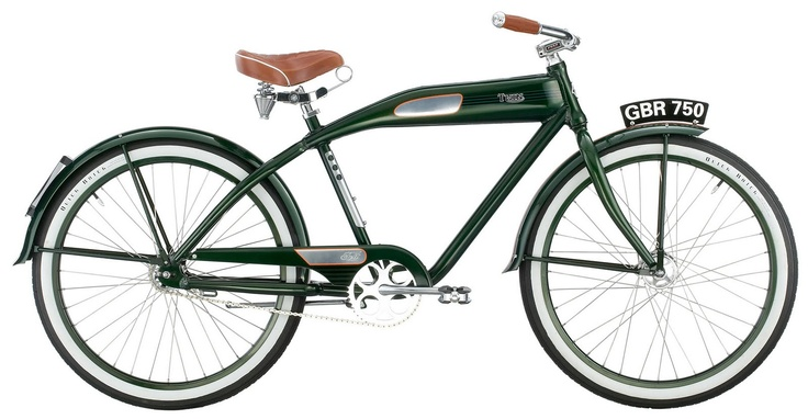 GasCap Motor's Blog: Felt Cruiser bicycles, USA