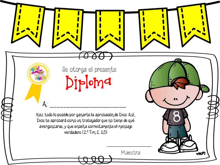 25 best Diplomas images on Pinterest Preschool certificates - new preschool certificate templates free