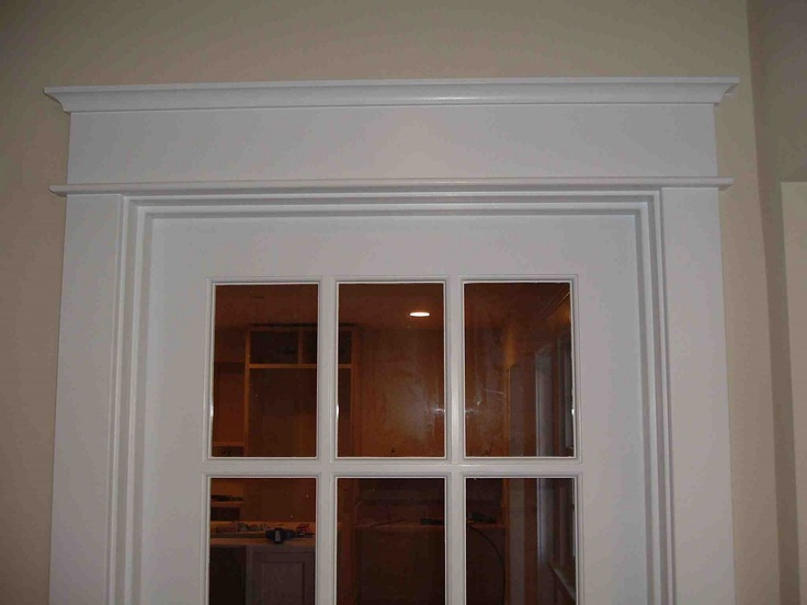 1000 images about molding and door casing ideas on for Baseboards doors and more