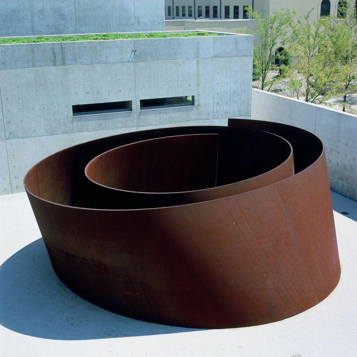Snake Ranch | contemporary-art-blog:   Richard Serra...