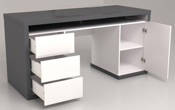 M s de 25 ideas incre bles sobre escritorio moderno en for Curso de fabricacion de muebles de melamina gratis