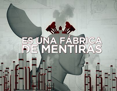"""Check out new work on my @Behance portfolio: """"VER PARA CREER by HISTORY CHANNEL"""" http://on.be.net/1G7YPCm"""