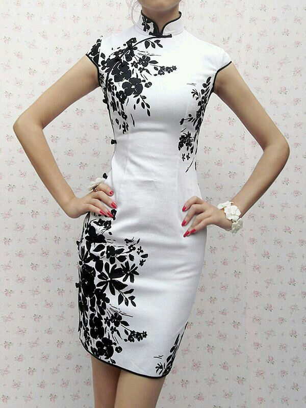Cute White Bodycon Dresses from @Fatima barrera