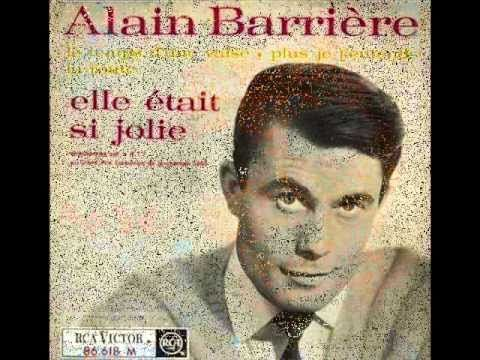 Bonsoir à toutes et tous bonne fin de nuit avec cette jolie chanson ( Alain Barriere. Elle était si jolie. Vorrei.wmv )