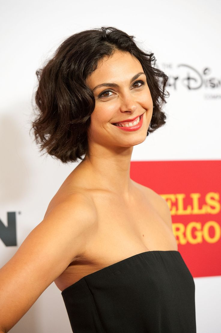 Gotham Adds Morena Baccarin As Leslie Thompkins Jpg Hair
