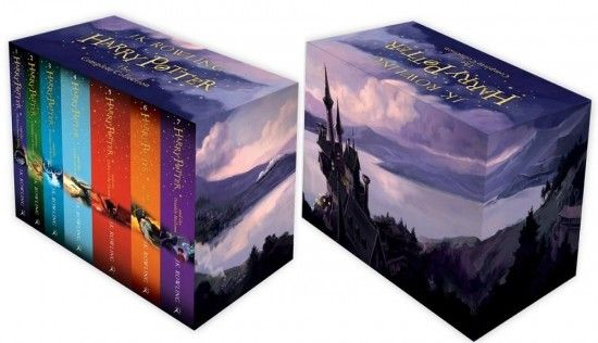 Harry Potter siedmiopak Duddle J.K. Rowling (EAN: 9788380082885)