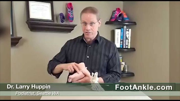 Treatment of Numb Big Toes and Big Toe Callus with Seattle Foot Doctor L...