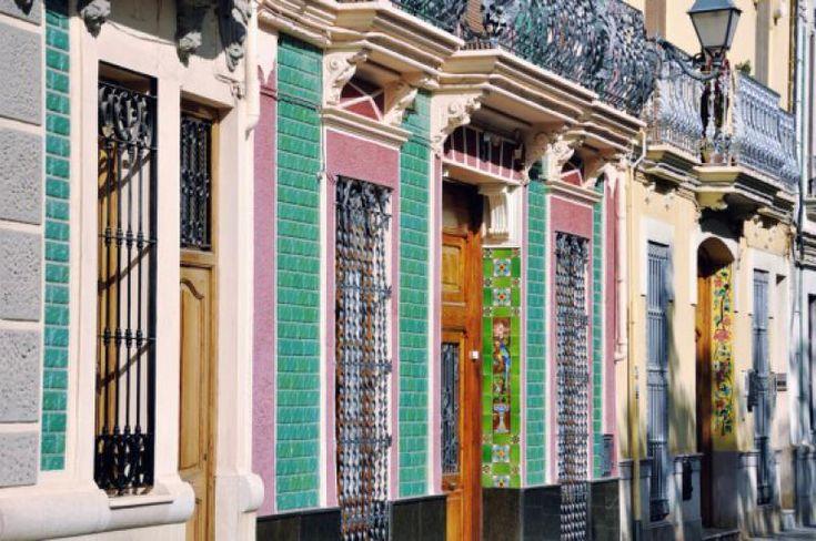 Resultado de imagen para valencia barrio moderno
