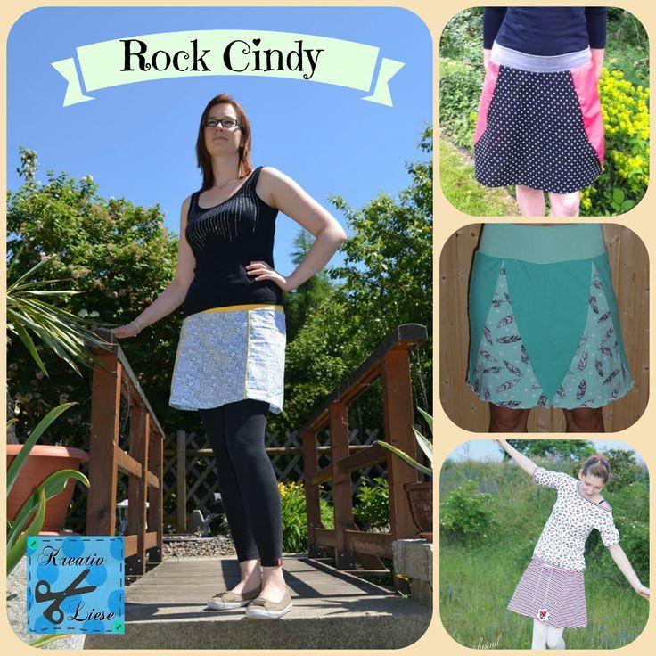 Rock Cindy von KreativLiese Gr. 32-54