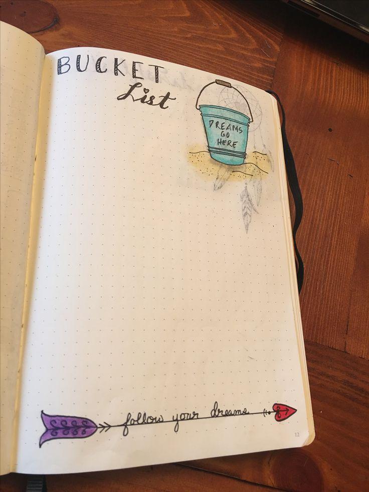 Bucket List Wedding Guestbook
