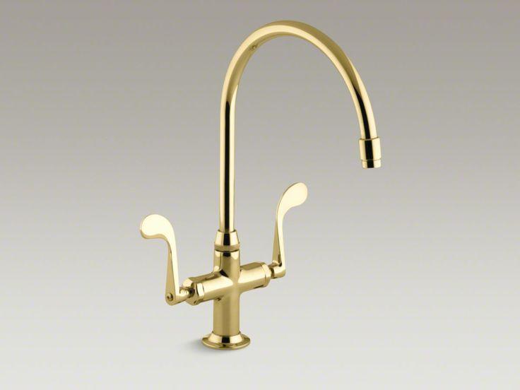 Kohler Kitchen Faucets Brass 9 best kitchen faucet - vintage/antique images on pinterest