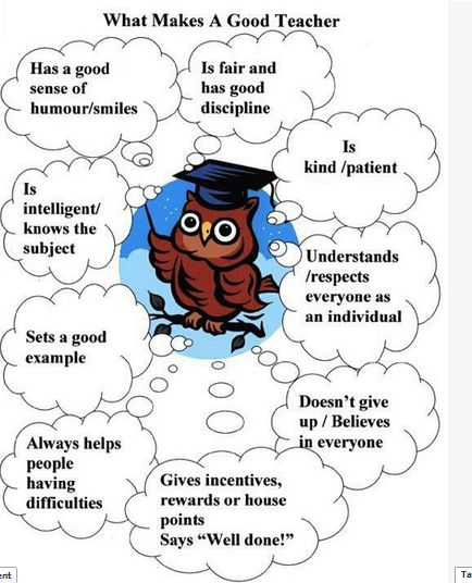 The 9 Attributes of A Good Teacher ~ Educational Technology and Mobile Learning