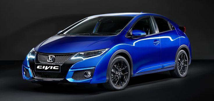 2015 Honda Civic: New Sport model to boost facelifted hatch range - http://www.caradvice.com.au/310121/2015-honda-civic-new-sport-model-to-boost-facelifted-hatch-range/