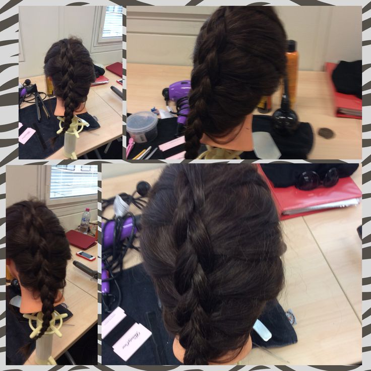 Session 5 under layer braid