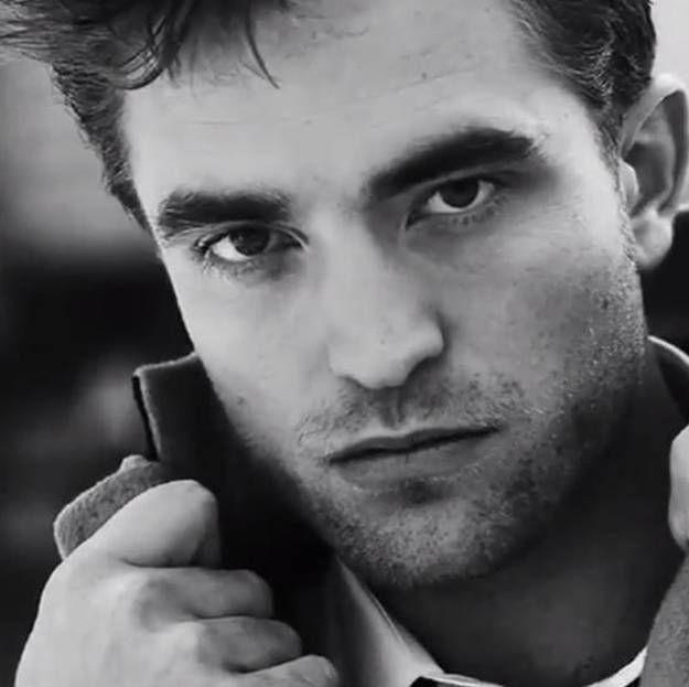 #PrêtàLiker : découvrez Robert Pattinson à New York pour Dior Homme Intense