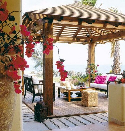 30 Ideas To Use Wood Decking On Patios And Terraces   Shelterness