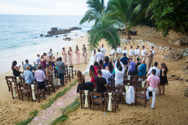 Do you dream of having a quaint, intimate ceremony on a secluded island? Then Las Caletas in Puerto Vallarta, Mexico is for you. (via @adventurew)