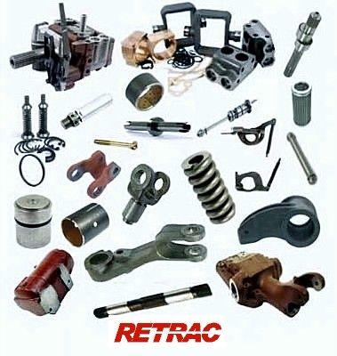 Categorías de Repuestos para Tractores| Retrac