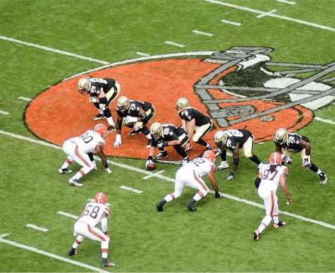 Learn all about the New Orleans Saints then get tickets with NO HIDDEN FEES!
