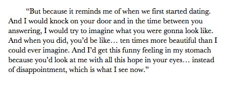 words from ANOTHER PERFECT DAY / CALIFORNICATION hank to karen