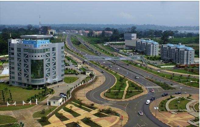 Suburbs Equatorial Guinea