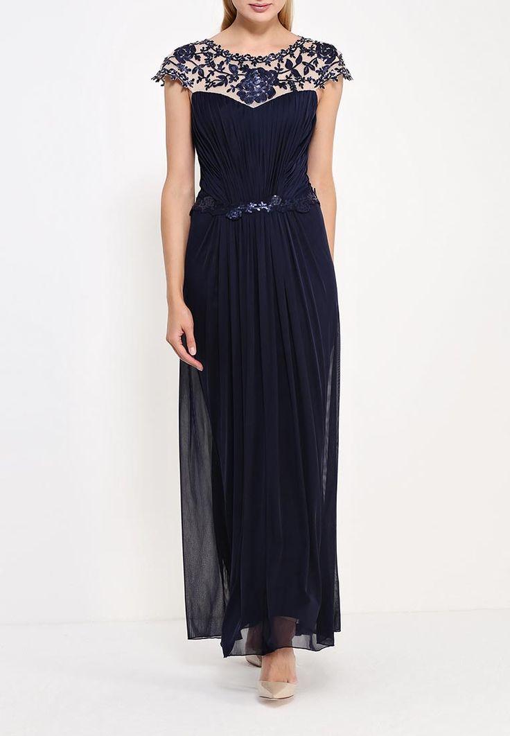 Синее кружевное платье Apart с корсетным верхом — http://fas.st/cb12p