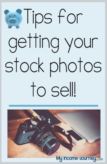 Tips for getting your stock photos to sell.  Learn how to get buyers to find you, where to submit your photos to, how much I make selling stock photography, and get some passive income flowing!