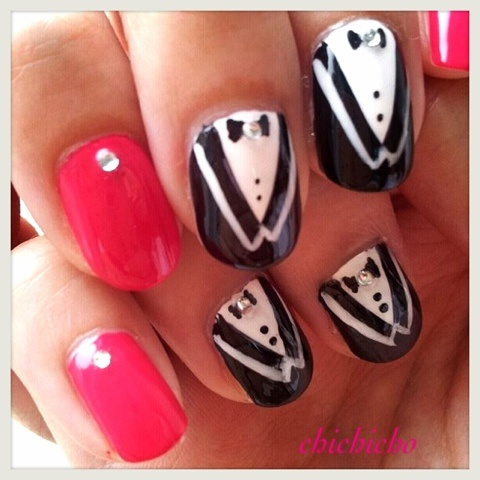 18 best nail art k images on pinterest nail designs appliques k pop snsd paparazzi nails chichicho nail art addicts prinsesfo Image collections