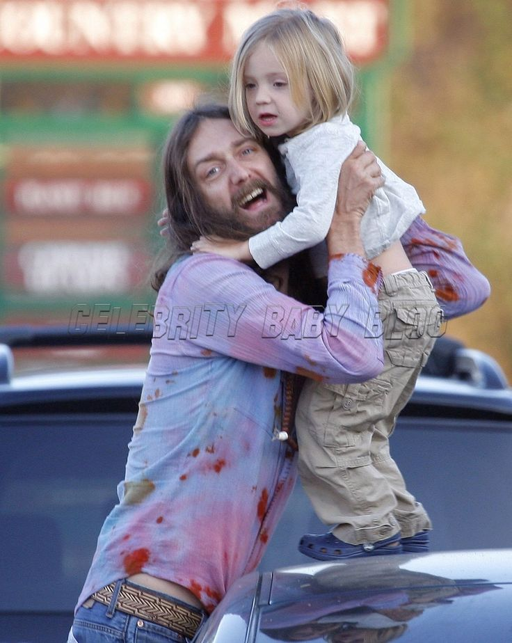Chris Robinson (& Kate Hudson): Ryder Russell