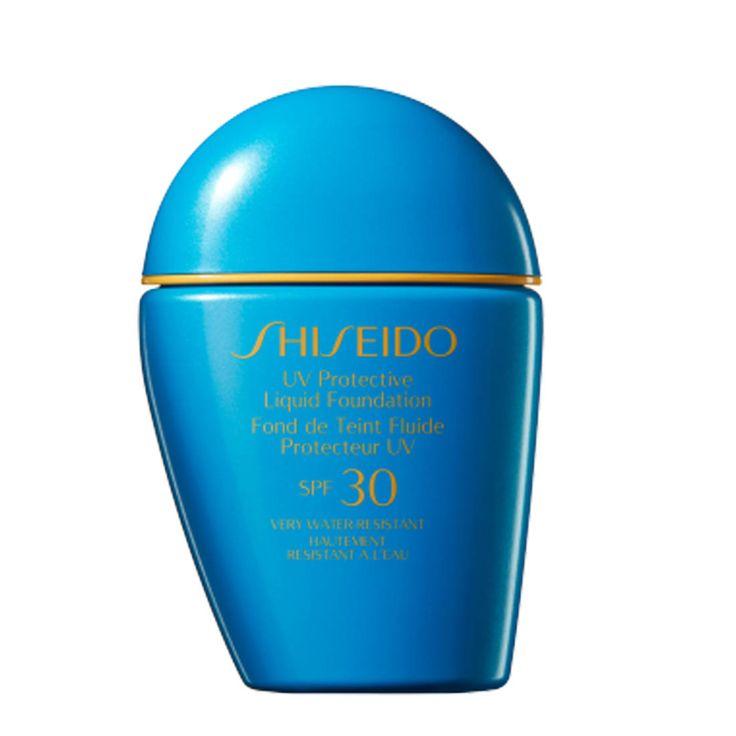 Fond de teint waterproof Shiseido