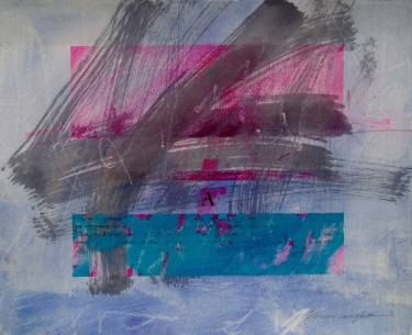 """Saatchi Art Artist Antoni Karwowski; Painting, """"A    /on paper/"""" #art"""
