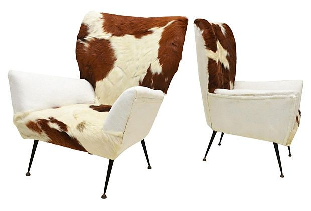 Cowhide Barstools Vintage Black White Hairhide Leather Bar: 1000+ Ideas About Cowhide Chair On Pinterest
