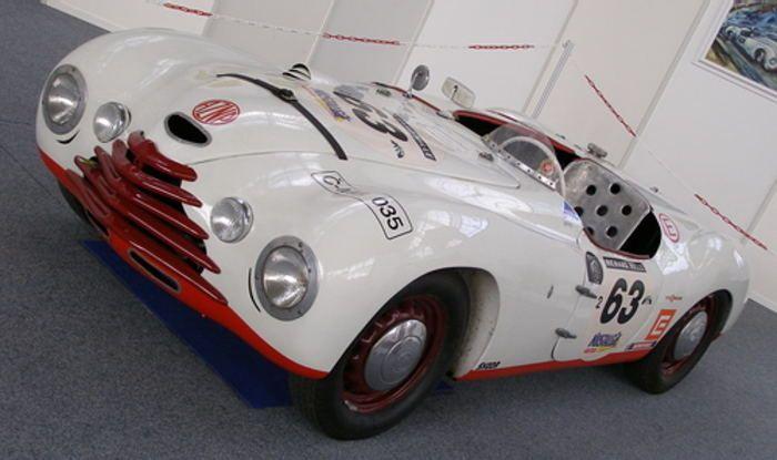 Škoda-1101-Sport, AZNP Mladá Boleslav, Czechia
