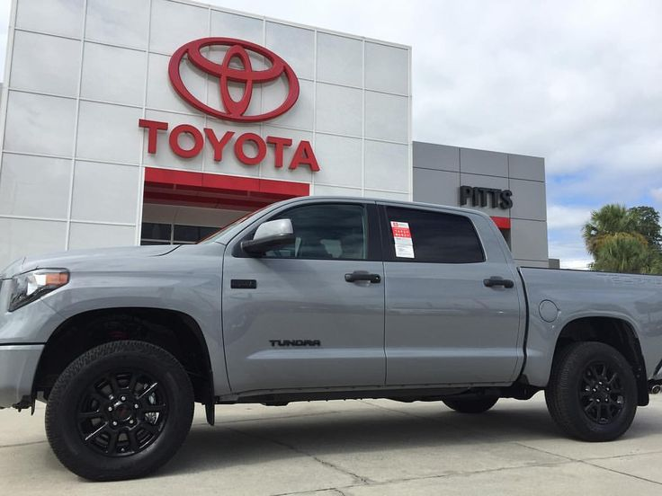 Cement Gray Tundra : Best images about trucks on pinterest toyota chevy