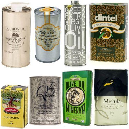 olive oil tin etc 2 Loving the tin cans