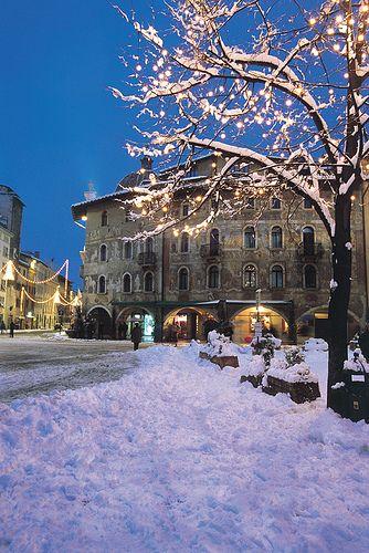Mercatini di Natale Trento-Piazza duomo