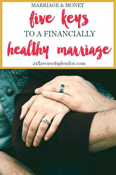 Marriage and Money: As we seek to have financial peace and journey towards financial freedom, there are five keys to having a financially healthy marriage. Click...