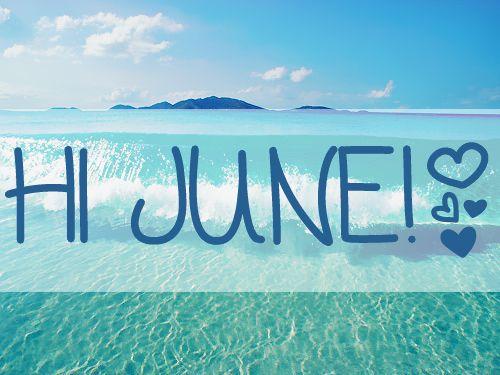 Bienvenido Junio | Liza at Six