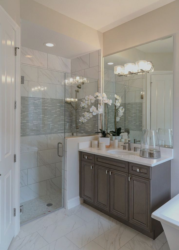 Show Me Pictures Of Remodeled Bathrooms Small Bathroom Remodel Bathroom Renovation Diy Bathroom Remodel Master