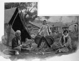 gipsy tent