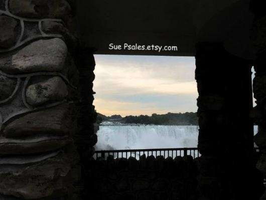 Window to Niagara Falls ... from 'SuePetriPhotos' on Lilyshop for $15.00